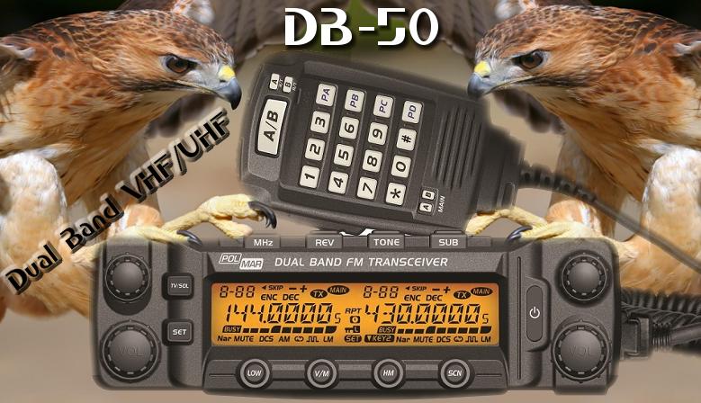 Polmar DB-50