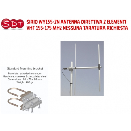 "DIAMOND ""ORIGINALE"" D-3000N ANTENNA DISCONE RX: 25/3000 MHz TX: 50MHz (20W), 144, 430, 904 e 1200 MHz (200W) - CONNETTORE N"