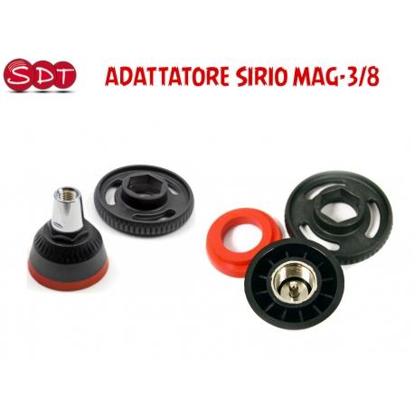 ADATTATORE SIRIO MAG-3/8