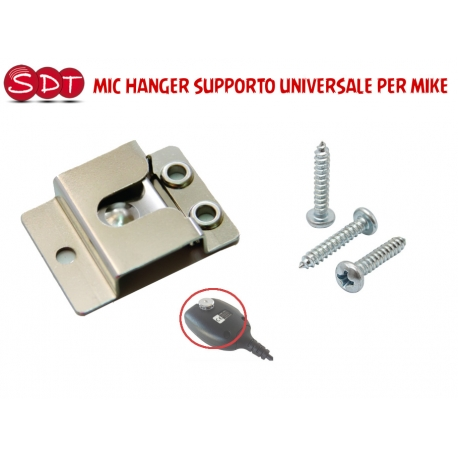 MIC HANGER SUPPORTO UNIVERSALE PER MIKE