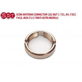 ICOM ANTENNA CONNECTOR-101 NUT-1 F21 A4 *8830001250 F3GT F4GS M2A F11