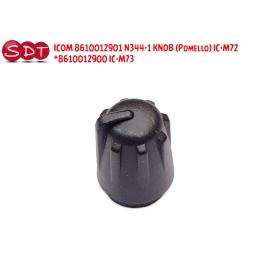ICOM 8610012901 N344-1 KNOB (Pomello) IC-M72 *8610012900 IC-M73