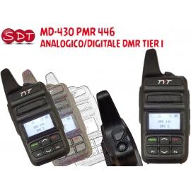 UNIDEN PMR446-SWPF-2CK UHF PORTATILE SOMMERGIBILE E GALLEGGIANTE A LIVELLO IPX7