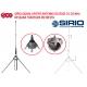 SIRIO WY155-3N ANTENNA DIRETTIVA 3 ELEMENTI YAGI VHF 155-175 MHz NESSUNA TARATURA RICHIESTA