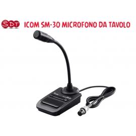 ICOM SM-50 MICROFONO DA TAVOLO DI ALTA QUALITA'
