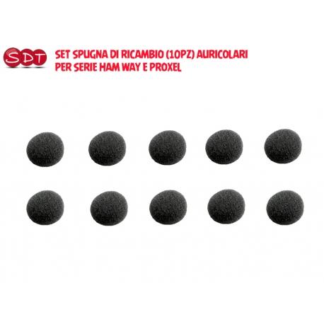 PJD-2002 MICROFONO/AURICOLARE AD ARIA PER KENWOOD/POLMAR/BAOFENG/WOUXUN