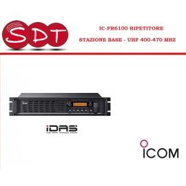IC-FR6100 RIPETITORE - STAZIONE BASE - UHF 400-470 MHz