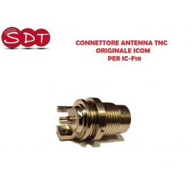 CONNETTORE ANTENNA TNC ORIGINALE ICOM PER IC-F10