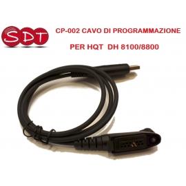 CP-002 CAVO DI PROGRAMMAZIONE PER HQT DH‐8100/8800
