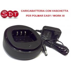 CARICABATTERIA CON VASCHETTA PER POLMAR EASY / WORK III