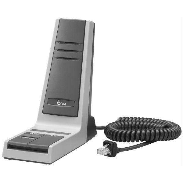 Sm 26 icom microfono da tavolo s d t srl unipersonale - Microfono da tavolo wireless ...