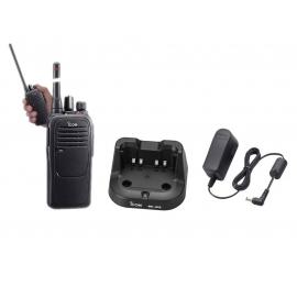 ICOM IC-F1000 RICETRASMETTITORE PORTATILE VHF PMR 16 CH SENZA TASTIERA