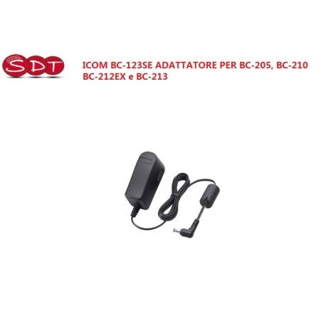 ICOM BC-123SE ADATTATORE PER BC-205, BC-210 BC-212EX e BC-213