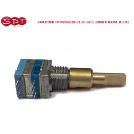 ENCODER TP76D96E20-21.5F-B103-2888 X ICOM IC-E91