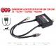 DIAMOND MX-62M DUPLEXER HF/VHF/UHF CON CAVI 1.6 ~ 56/144 ~ 150/400 ~ 460 MHz