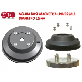 MB-MJXL BASE MAGNETICA 145 mm. CONNETTORE BASE: SO-239 - CONNETTORE CAVO: PL-259