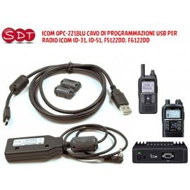OPC-478UC CAVO DI PROGRAMMAZIONE USB PER RADIO ICOM