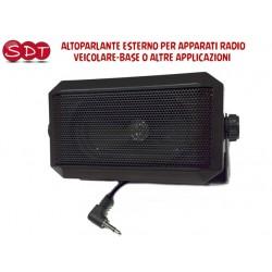CB-250-M  ALTOPARLANTE ESTERNO PER APPARATI RADIO VEICOLARE-BASE O ALTRE APPLICAZIONI