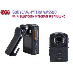 BODYCAM HYTERA VM550D Wi-Fi & BLUETOOTH INTEGRATI  IP67 FULL HD