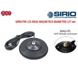 SIRIO PM-125 BASE MAGNETICA DIAMETRO 127 mm