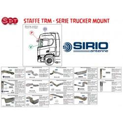 SIRIO STAFFE TRM - SERIE TRUCKER MOUNT