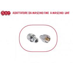ADATTATORE DA MASCHIO FME  A MASCHIO  UHF