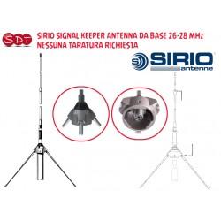 SIRIO SIGNAL KEEPER ANTENNA DA BASE 26-28 MHz - NESSUNA TARATURA RICHIESTA