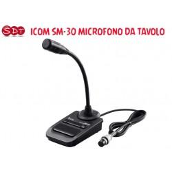ICOM SM-30 MICROFONO DA TAVOLO