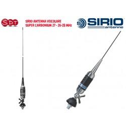 SIRIO ANTENNA VEICOLARE SUPER CARBONIUM 27 - 26-28 MHz
