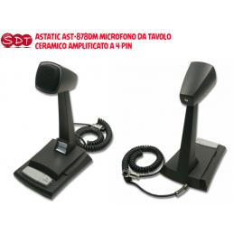 ASTATIC AST-878DM MICROFONO...