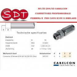 NF/50-204/50 CABELCON...