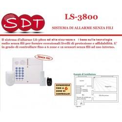 LS-3800 SISTEMA DI ALLARME...