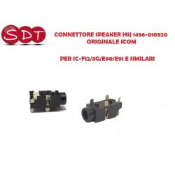 CONNETTORE SPEAKER HSJ 1456-010320 ORIGINALE ICOM PER IC-F12/3G/E90/E91 E SIMILARI