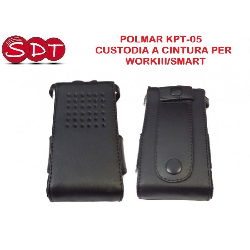 KPT-05 CUSTODIA A CINTURA  PER POLMAR SMART/WORKIII
