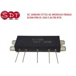 SC 1080/M 57732-01 MODULO FINALE ICOM PER IC-2GE E ALTRI RTX