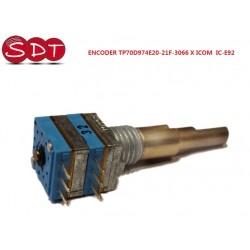 ENCODER TP70D974E20-21F-3066 X ICOM  IC-E92
