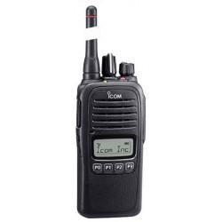 ICOM IC-F1000S RICETRASMETTITORE PORTATILE VHF PMR 128 CH CON TASTIERA SEMPLIFICATA