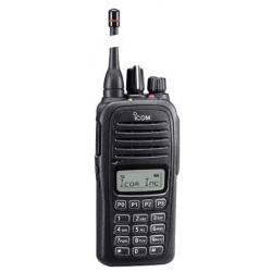 ICOM IC-F1000T RICETRASMETTITORE PORTATILE VHF PMR 128 CH CON TASTIERA