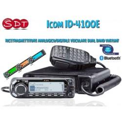 ICOM ID-4100E  RICETRASMETTITORE ANALOGICO/DIGITALE VEICOLARE DUAL BAND VHF/UHF