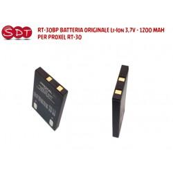 RT-30BP BATTERIA ORIGINALE Li-Ion 3,7V - 1200 MAH PER PROXEL RT-30