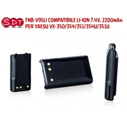 FNB-V95LI COMPATIBILE LI-ION 7.4V, 2200mAh PER YAESU VX-350/354/351/354U/351U